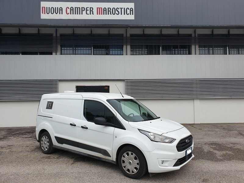 Ford Transit Connect Trasporto Cani