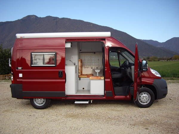 camper marostica citroen jumper van. Black Bedroom Furniture Sets. Home Design Ideas